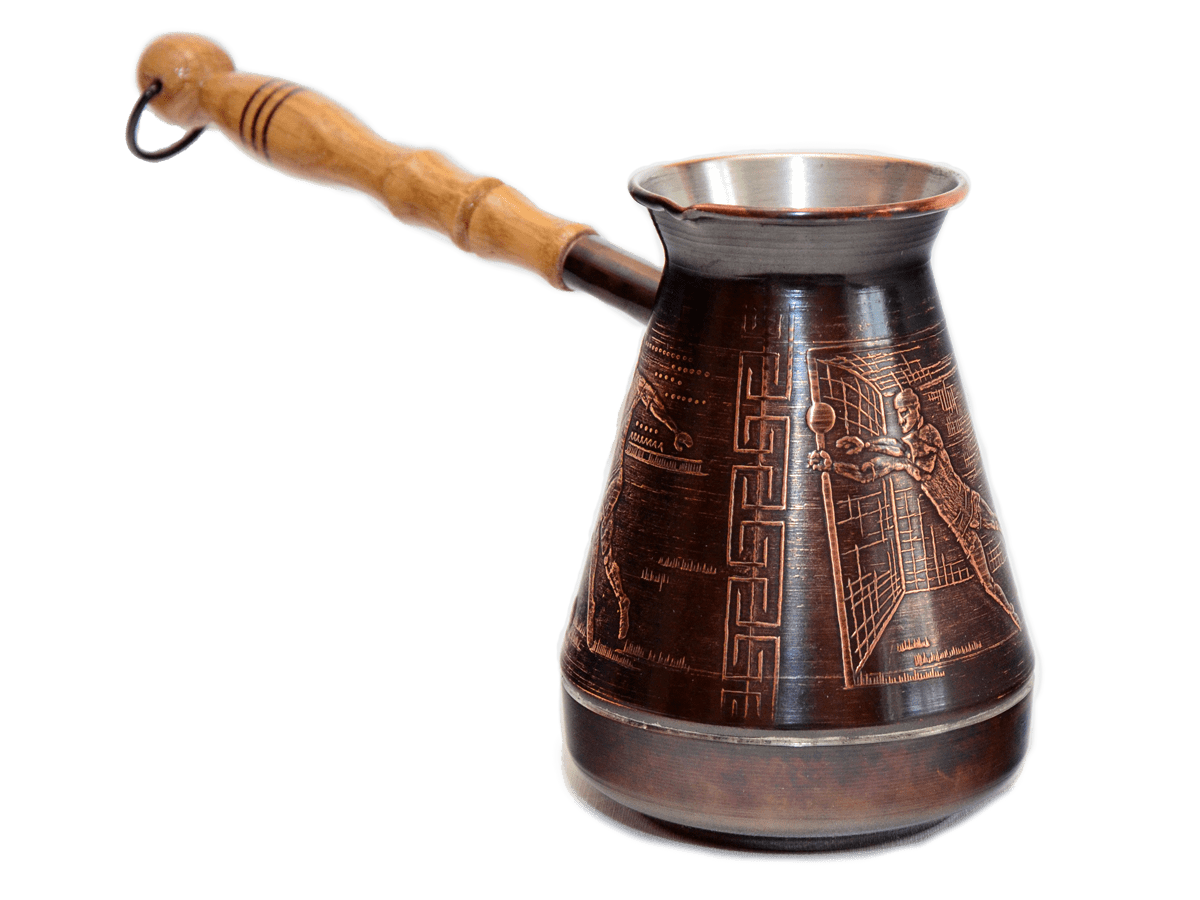Турка для кофе Футболист