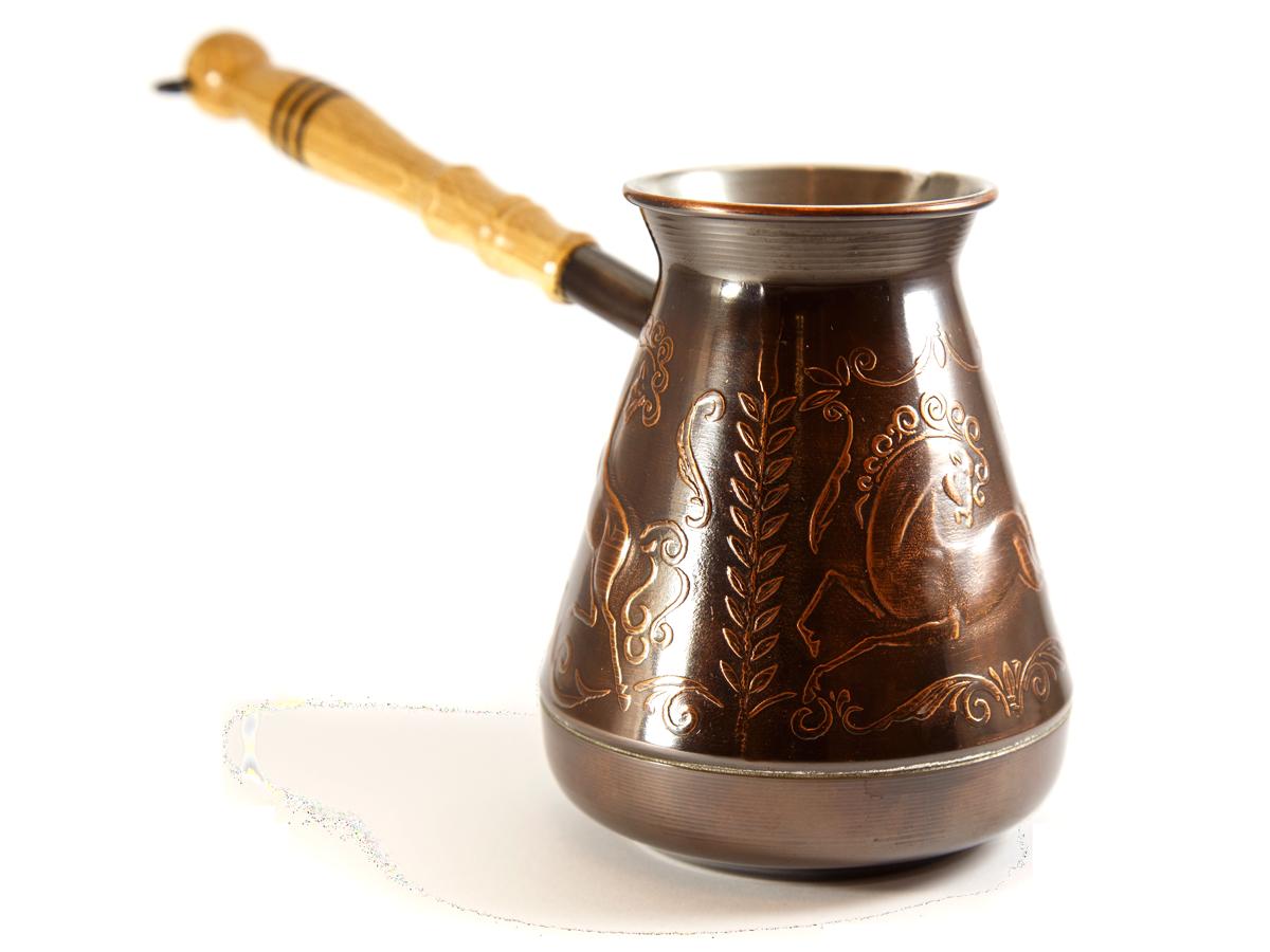Турка для кофе Лошадь
