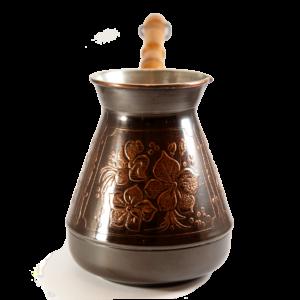 Турка для кофе Роза 2