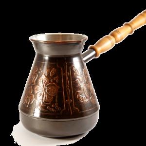 Турка для кофе Роза 3
