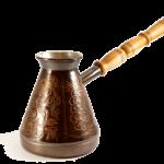 Турка для кофе Павлин 3